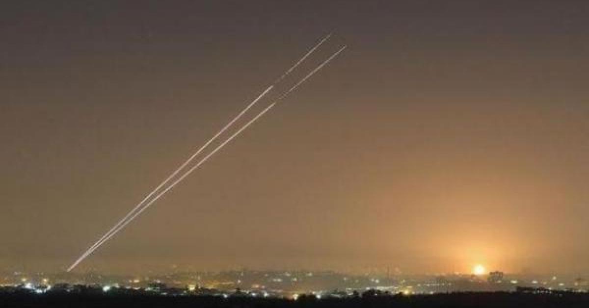 """الاحتلال يكشف حصيلة """"صواريخ حماس"""""""