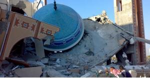 الاحتلال يستهدف مساجد غزة.. تدمير 3 وتضرر 40