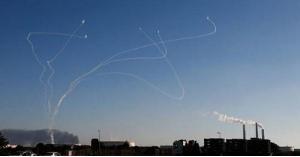 سرايا القدس تقصف تل أبيب برشقة صاروخية ثقيلة