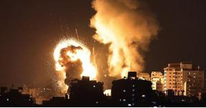 ارتفاع عدد شهداء غزة الى 227 شهيدا
