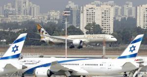 إغلاق مطار بن غوريون بالكامل