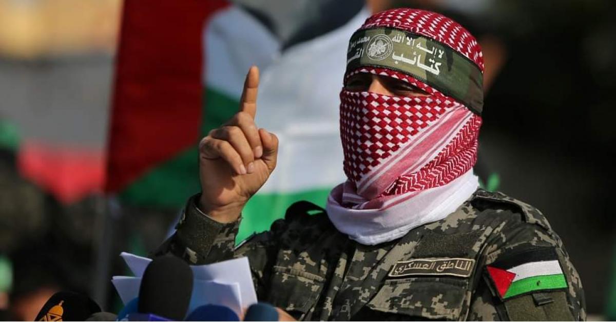 """كتائب القسام تلوّح بضربة صاروخية """"تغطي كل فلسطين"""".. فيديو"""
