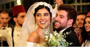 طلاق زينة مكي وزوجها بعد زواج لم يدم إلا أشهر