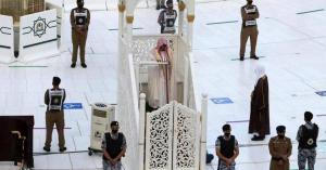 التحقيقات تكشف: مقتحم منبر الحرم المكي يدعي أنه المهدي المنتظر