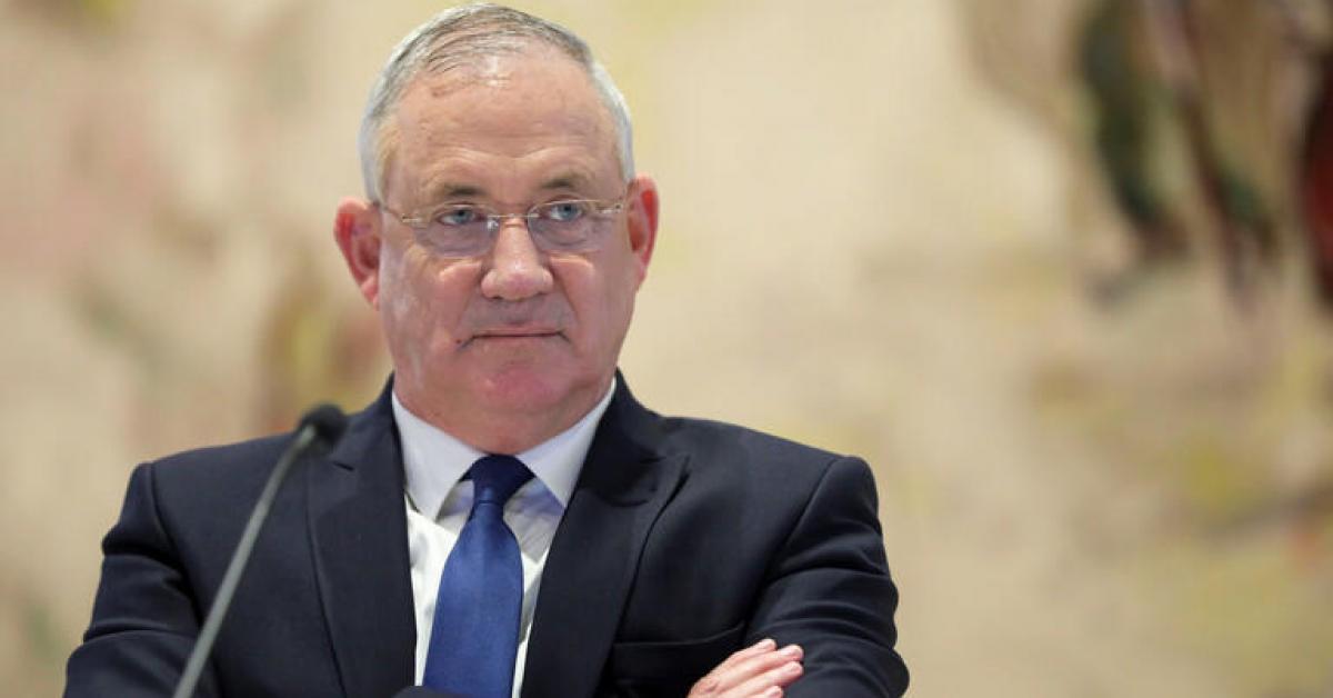 غانتس: إذا اضطررنا إلى احتلال غزة سنفعل