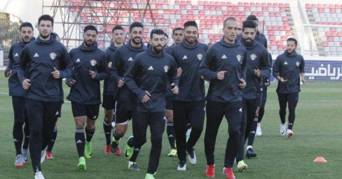 النشامى يواجهون المنتخب الإماراتي وديا الاثنين