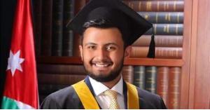 ليث عمران سلمان العساف الف مبروك التخرج