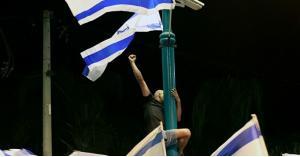 قوات الاحتلال : حماس لن ترد على مسيرة الاعلام