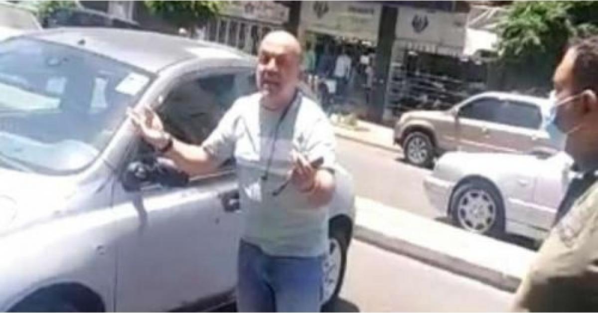بالفيديو : لبناني يفطر القلوب .. صرخات بحثا عن دواء لابنته المريضة