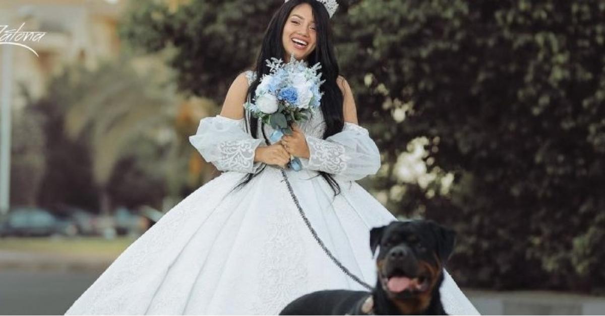 سيدة مصرية تتزوج من كلب وتُحدث ضجة على مواقع التواصل