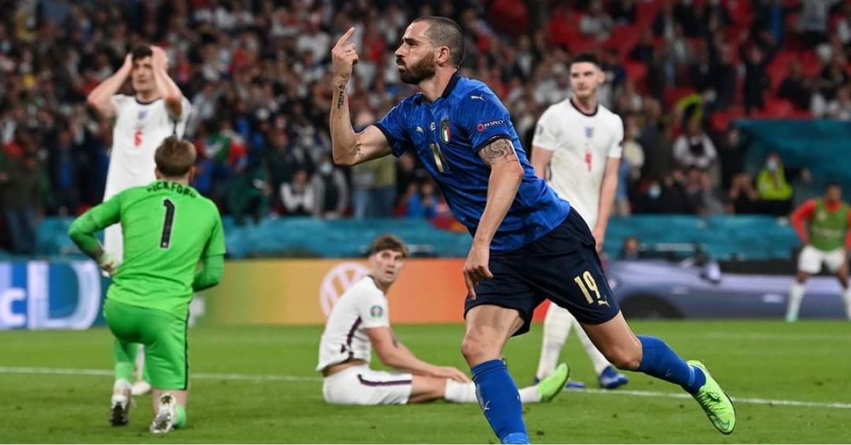 منتخب إيطاليا بطلا لأوروبا