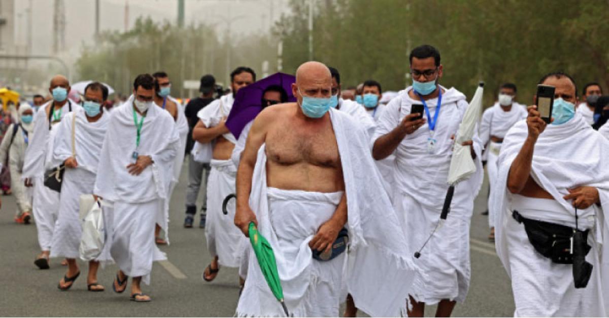 السعودية تعلن نجاح موسم الحج صحيا
