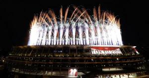 حفل بسيط في انطلاق أولمبياد طوكيو ومسيرة للرياضيين بملعب فارغ