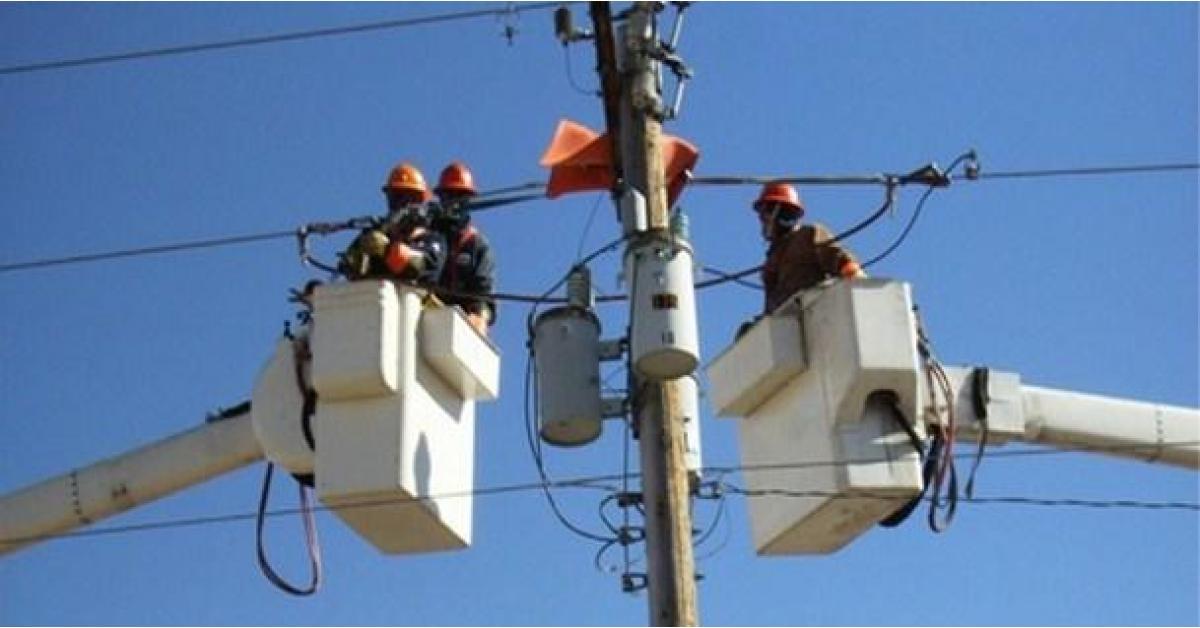 اعطال الكهرباء : نفصلها الجمعة لأنها عطلة