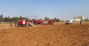 الدفاع المدني يبذل جهودا لاخماد عدد من الحرائق في مناطق مختلفة من المملكة.. فيديو وصور