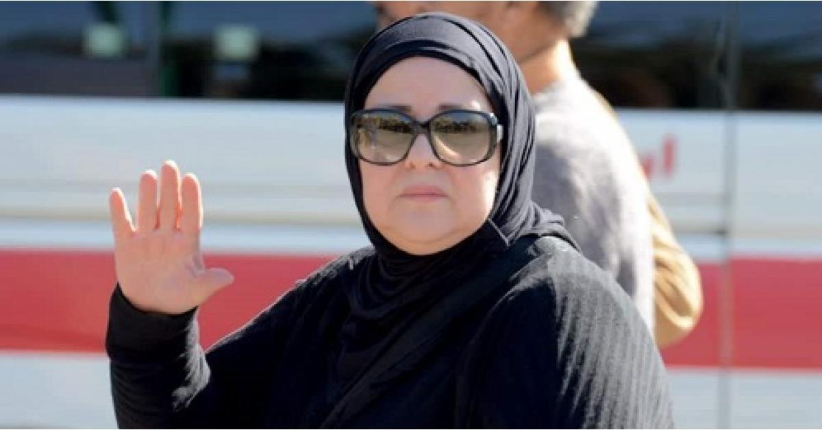 الفنانة دلال عبد العزيز في ذمة الله