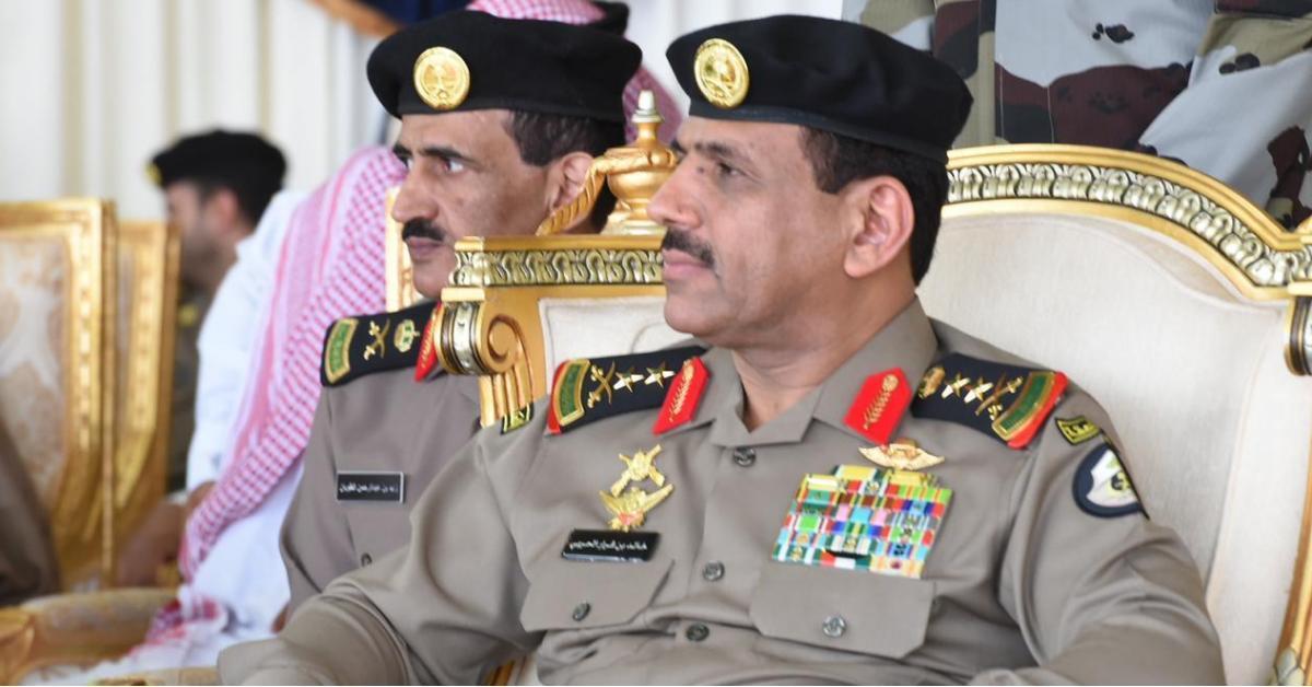 العاهل السعودي يعفي مدير الأمن العام من منصبه