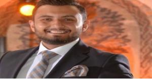 المحامي وضاح الناصر يهنىء عمران العساف بمناسبة زفاف نجله ليث