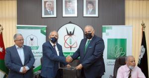 بنك القاهرة عمان يجدد اتفاقية اصدار البطاقات الجامعية الذكية مع جامعة اليرموك