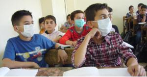 اليونيسيف: تسرب نحو 77 مليون طفل من التعليم خلال جائحة كورونا