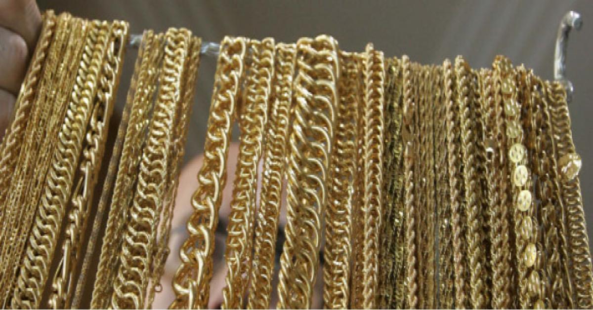 أسعار الذهب تنتعش عالميا لكن في طريقها لخسارة أسبوعية