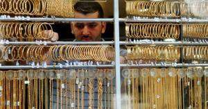انخفاض اسعار الذهب