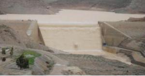 المياه توضّح سبب نفاذ مياه سد الوالة