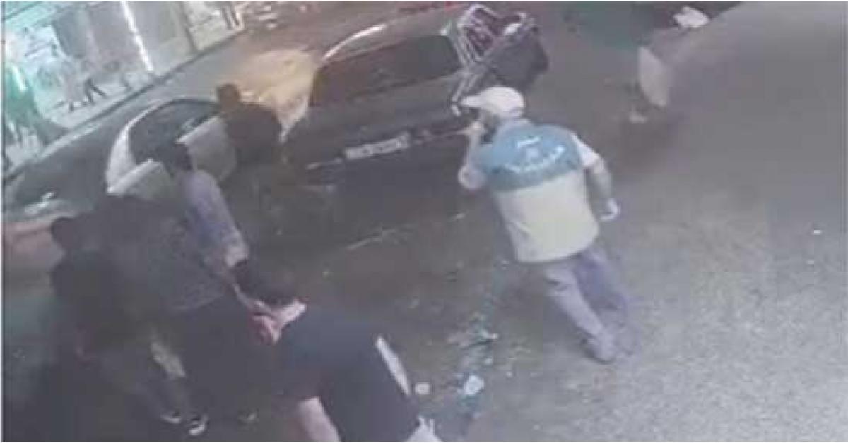 الأمن يوضح حول خطف أحد الأشخاص في النزهة.. فيديو
