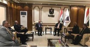 الأردن يؤكد دعمه لمشاريع البنية التحتية بالعراق