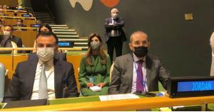 الصفدي يشارك بافتتاحية عمومية الأمم المتحدة