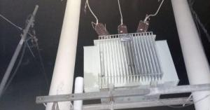 إطلاق نار من مجهول يتسبب بعطل محول كهربائي في الكرك