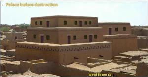 باحثون يستدلون على انفجار جوي دمّر مدينة أردنية قديمة