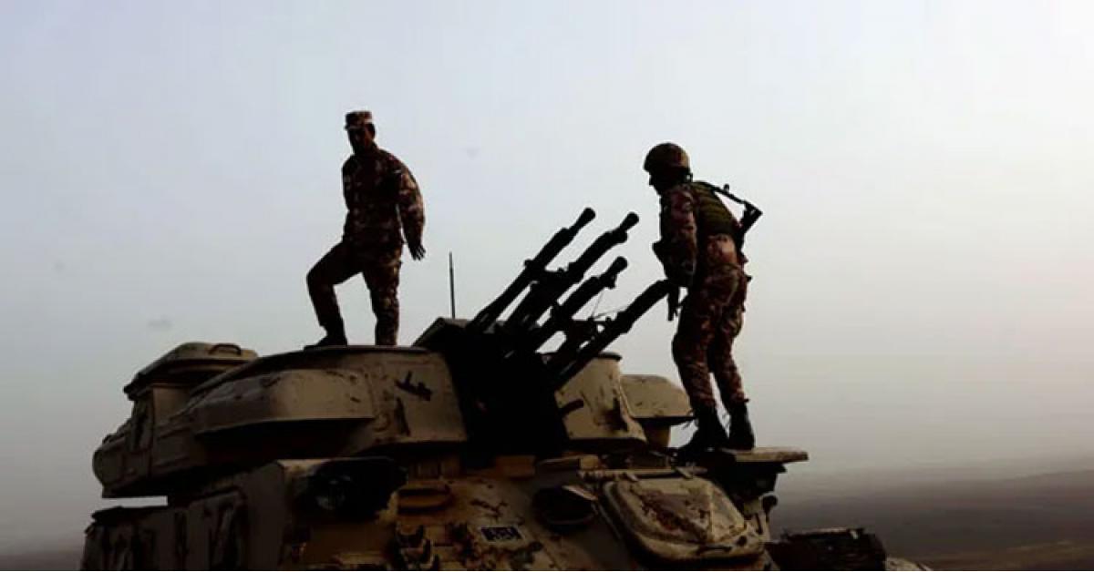 الجيش يحبط محاولة تسلل من الأراضي السورية