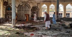 عدد كبير من الضحايا في انفجار داخل مسجد شيعي بقندهار