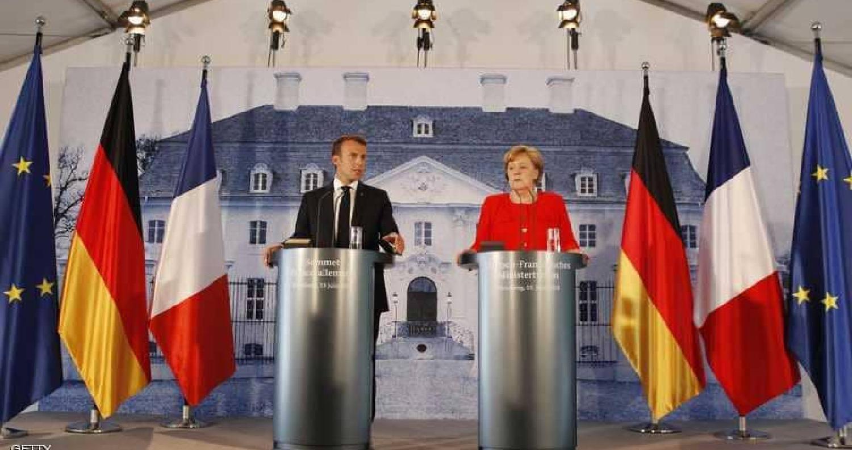 """أكد وزير الاقتصاد والمال الفرنسي برونو لومير ونظيره الألماني بيتر التماير مساء الأربعاء، عزمهما على المضي قدما """"يدا بيد"""" وسط تصاعد التوترات التجارية"""