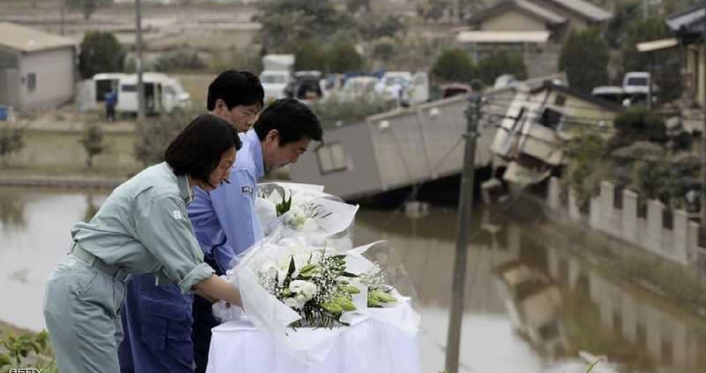 تواصل حصيلة ضحايا الفيضانات والانهيارات الأرضية التي ضربت غرب اليابان الارتفاع، بالتزامن مع تحدث وسائل إعلام محلية عن زيادة في أعداد المفقودين.