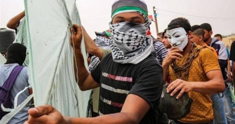 طائرات غزة الورقية أحرقت نصف مساحة تل أبيب