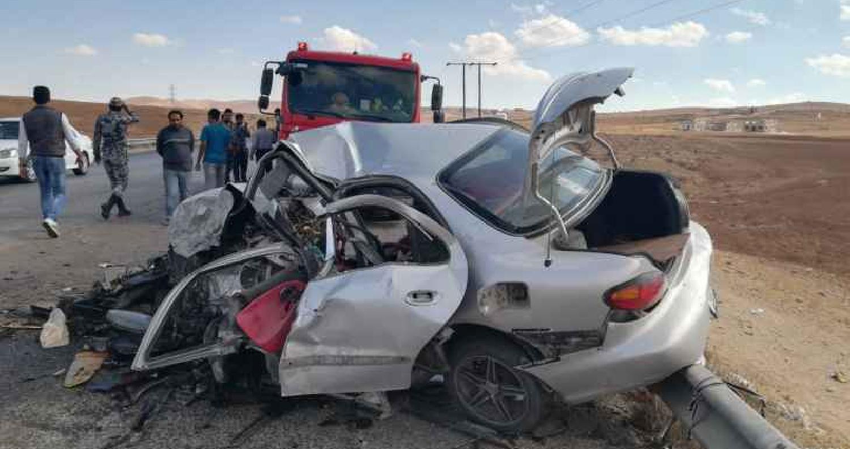 11 إصابة بحادثي تصادم في اربد وعمّان