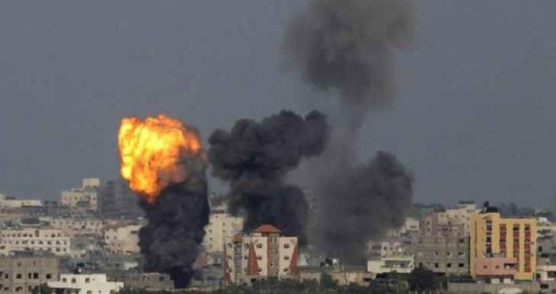 غارات الاحتلال على قطاع غزة هي الأكبر منذ حرب 2014