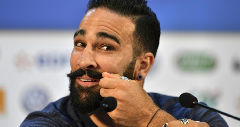 شاربا عادل رامي يؤهلان فرنسا إلى نهائي كأس العالم