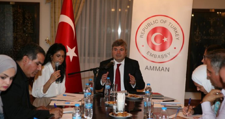 السفير التركي في عمان: انطلاقة جديدة ستشهدها علاقاتنا مع الاردن
