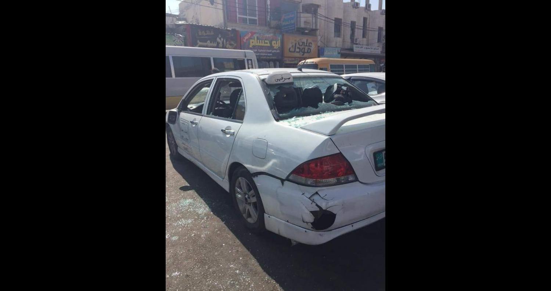 محافظ اربد يقرر توقيف معتدين على مركبات