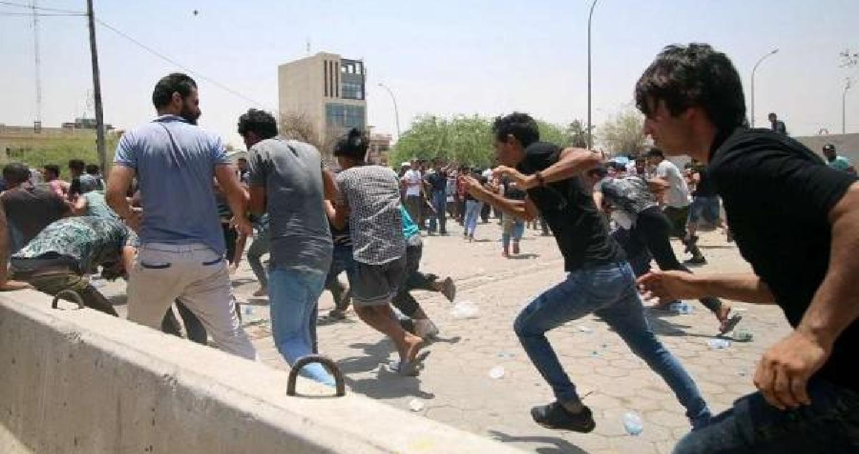 مقتل متظاهرين وإصابة العشرات خلال احتجاجات في العراق