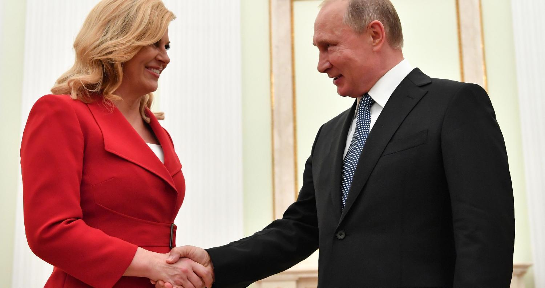 كرواتيا تفتح باب الحوار مع روسيا