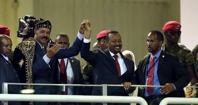 بعد عشرين عام من الحرب أرتيريا تعيد فتح سفارتها في إثيوبيا
