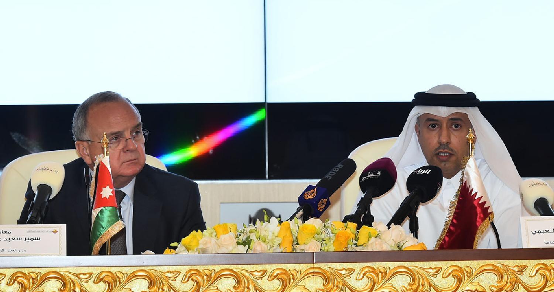 1000 فرصة عمل للأردنيين في قطر خلال شهر