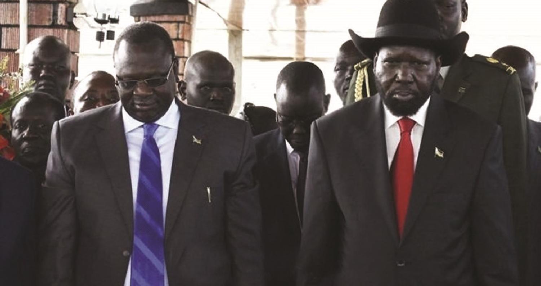 تقاسم للسلطة في جنوب السودان