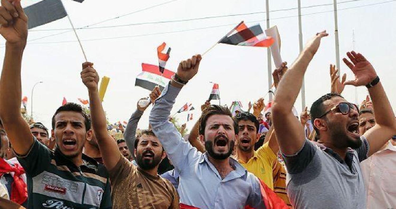 الإحتجاجات التي تشهدها المحافظات الجنوبية بالعراق، وحقيقة ارتباطها بالجهات الخارجية