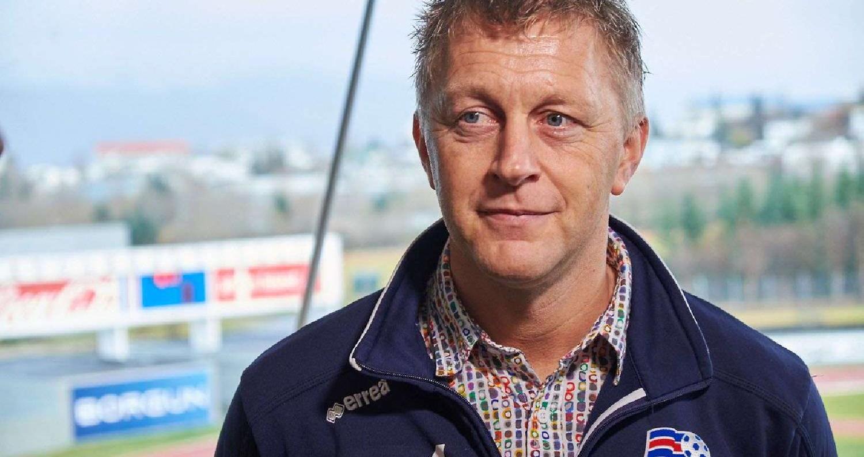 مدرب آيسلندا يستقيل