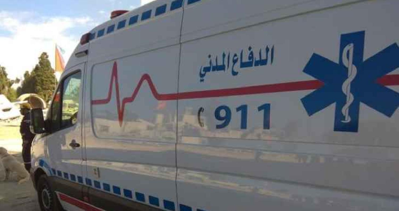 الدفاع المدني: 106 إصابة نتيجة 202 حادثاً مختلفاً